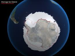 Image result for antarctic ice growing