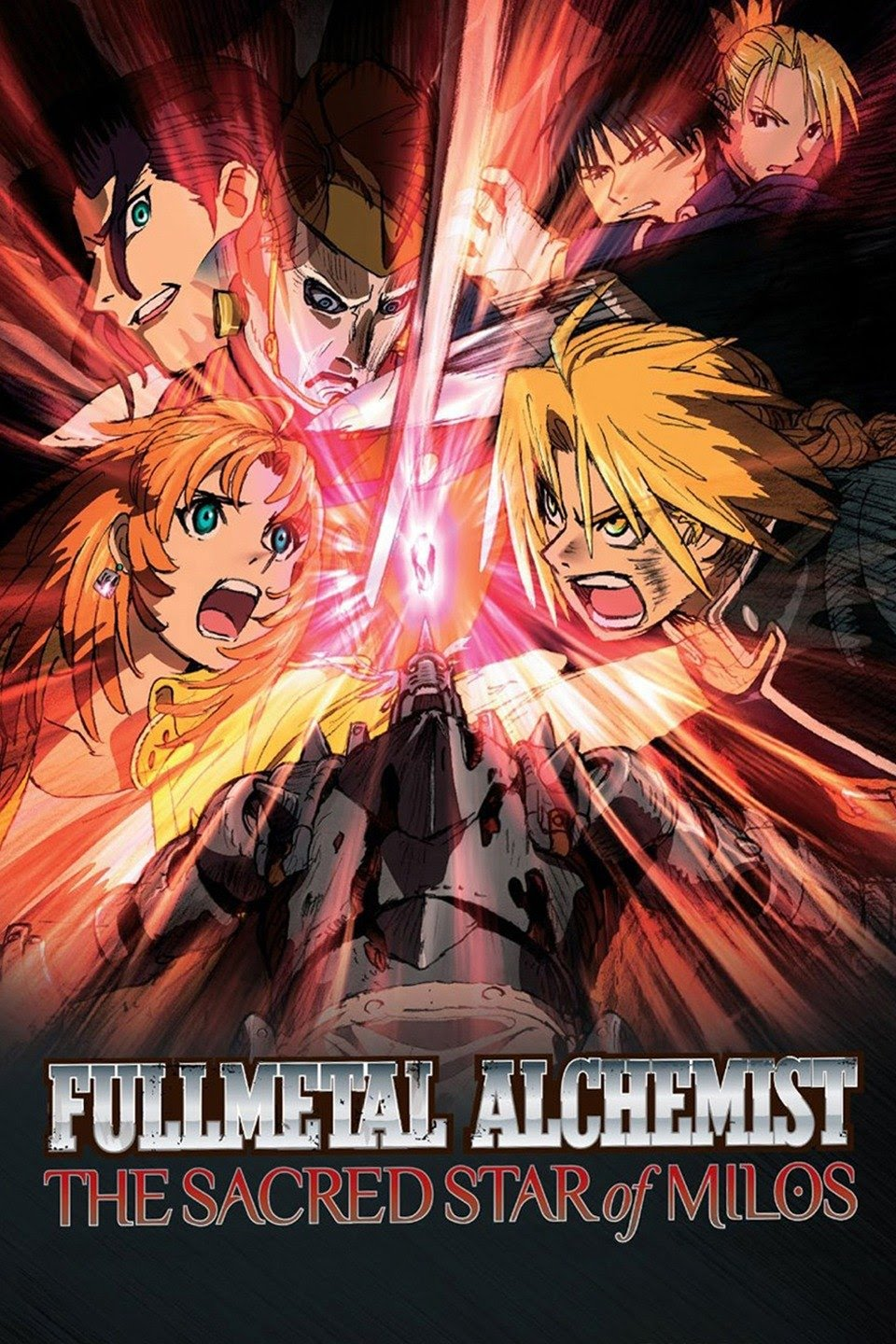 Download Fullmetal Alchemist – The Sacred Star of Milos 2011 Dual Audio Hindi Dubbed BluRay 480p 720p Mkv