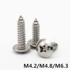 Online Shop M4.2/M4.8/<b>M6</b>.3 JISB1122T Truss Self Tapping Screws ...