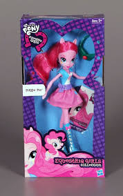 Pony | figure:<b>My Little Pony</b> | Equestrian Girls | Pinkie Pie - <b>Hasbro</b> ...