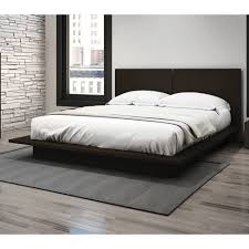 stellar home furniture low profile bed with headboard  lowe's canada