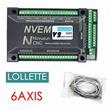 <b>NVEM</b> V2 <b>Mach3</b> Control Card 200KHz Ethernet Port for <b>CNC</b> router ...