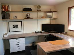 office designs file cabinet design decoration furniture small modern home office design with floating butcher block cabinets modern home office