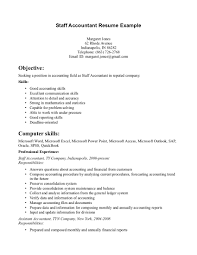 accounting resume skills summary cipanewsletter cover letter objective for accountant resume objective for