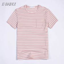 <b>E</b>-<b>BAIHUI</b> brand Autumn Casual Striped <b>T Shirt</b> Men Long Sleeve ...
