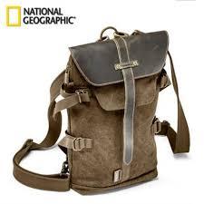 <b>National Geographic NG A4569</b> Mini Canvas Camera Bag Portable ...