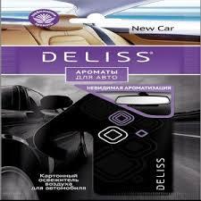 Подвесной <b>картонный ароматизатор</b> для автомобиля <b>Deliss</b> ...