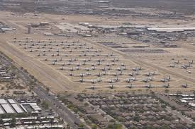 afsc 3d1x7 cable and antenna systems davis monthan air force base boneyard in arizona