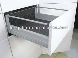 soft close drawers box: remove soft close drawers box from kitchen drawer hardware factory