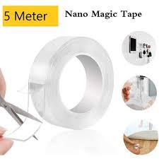 5 M 5M <b>Double</b> Sided <b>Nano Magic Tape</b>, Size: 2 inch, Rs 230 /roll ...