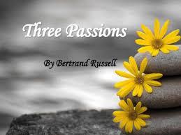 three passions  three passions