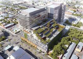 new 18 story tower could be coming to sunset in hollywood amazing netflix office space design