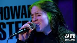 "<b>Billie Eilish ""When</b> the Party's Over"" Live on the Howard Stern Show ..."