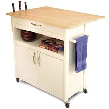 leaf kitchen cart:  drop leaf kitchen cart artistic color decor lovely