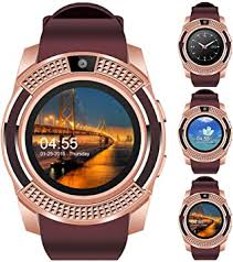 <b>V8</b> Sports Smartwatch <b>Bluetooth</b> with Camera Message Push <b>Touch</b>…