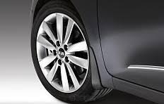<b>A2460ADE10</b> Hyundai-<b>KIA</b>, <b>Брызговики передние</b> ceed 2012-- к-т ...