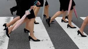 Japan <b>high heels</b>: KuToo campaign targets <b>high heels</b> in workplace