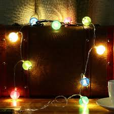 kcasa 2m 20 <b>led</b> metal <b>lantern string lights led fairy lights</b> for festival ...