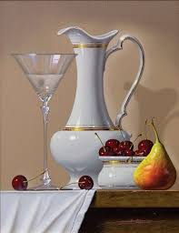 <b>Realistic</b> Still Life Paintings By Spanish Artist Javier Mulio - <b>Fine</b> Art ...
