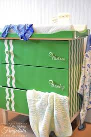 IKEA Tarva Dresser Hack Into A Baby Change Table  F
