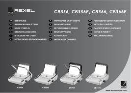 GBC 2101434 binding machine | manualzz.com