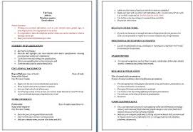 resume tips   axis career servicescommunity service outreach