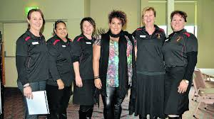 casey s story inspires forbes advocate casey donovan centre binaal billa s michelle kable kelly bowden renee ellison