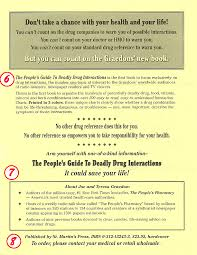 "Flyers and Sell Sheets - Publishers Marketing Programs Example of a Flyer (or ""Sell Sheet"")"