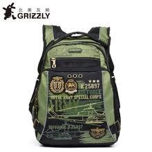 backpack school <b>bag</b> orthopedic <b>grizzly</b> — купите backpack school ...