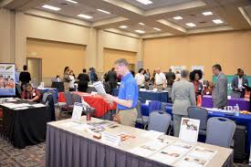 in search of the dream job al d iacute a news the al dia news diversity career fair had over 35 exhibitors present hundreds of job