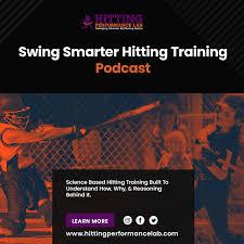Swing Smarter Hitting Training Podcast