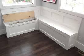 storage bench seating kitchen full attractive kitchen bench lighting