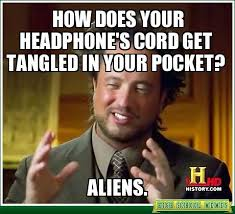 ancient aliens meme | Anime/Geek/Fandoms | Pinterest | Aliens Meme ... via Relatably.com