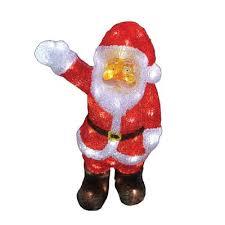 <b>Фигура</b> акриловая <b>Neon</b>-<b>Night</b> Санта Клаус 30 см – выгодная ...