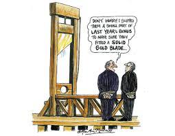 Afbeeldingsresultaat voor guillotine koning