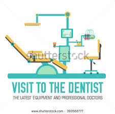 dental office interior dentist illustration dentist background dentist chair dentist flat awesome office table top view shutterstock id
