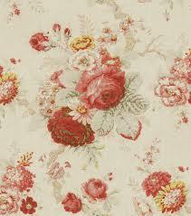 decor linen fabric multiuse: waverly upholstery fabric norfolk rose  waverly upholstery fabric norfolk rose