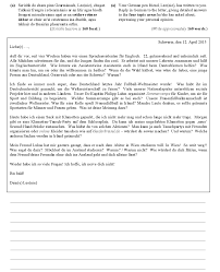 german letter writing letter format 2017 german letter writing