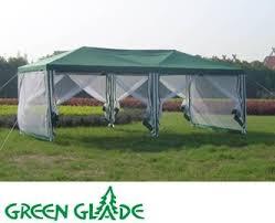 Садовый тент-<b>шатер Green Glade 1056</b> - Шатры, тенты в ...