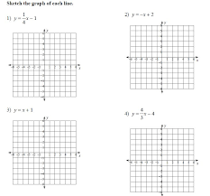 Worksheets Slope Intercept Form Worksheets graphing linear equations homework help top    essay buy a help