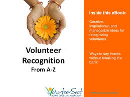 Volunteer Recognition Quotes. QuotesGram