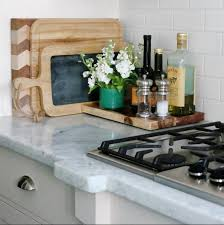 dishy kitchen counter decorating ideas: home styling tips kitchen edition honey were home