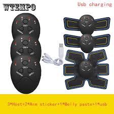 <b>EMS Wireless</b> Muscle Stimulator Smart Fitness Abdominal Training ...