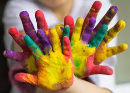 Resultado de imagen de niños artistas