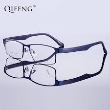 2019 <b>QIFENG Spectacle Frame Eyeglasses</b> Men Computer Optical ...