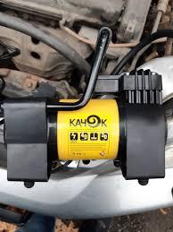 Обзор от покупателя на Автомобильный <b>компрессор КАЧОК</b> К90 ...
