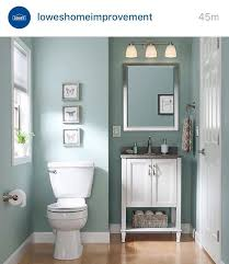 paint color small bathroom