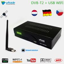 <b>Vmade Full HD 1080P</b> DVB S2 DVB S FTA Band Digital Satellite ...