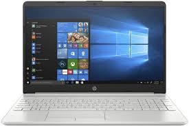 Ноутбук <b>HP 15-dw0000ur</b> (<b>серебристый</b>)