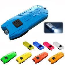 <b>Nitecore</b> t series <b>tube</b> 45lm usb rechargeable <b>led</b> light <b>keychain</b> Sale ...